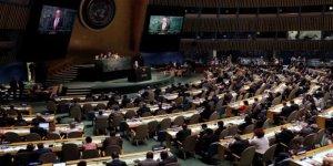 BM'de önemli karar! 164 ülke onayladı