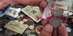 500 yıllık parayı müzeye bağışlayacak