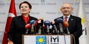 CHP ve İYİ Parti ittifak yapmayacak