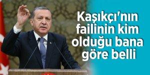 Cumhurbaşkanı Erdoğan: Kaşıkçı'nın failinin kim olduğu bana göre belli