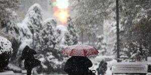 Doğuda 4 il için kar yağışı uyarısı