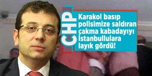 CHP'denİstanbul'a skandal isim!