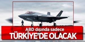 Resmen açıklandı: ABD dışında sadece Türkiye'de olacak