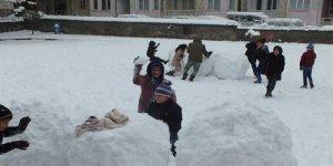 Şiddetli kar nedeniyle o şehirlerde okullar tatil edildi