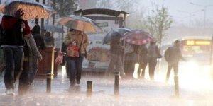 Meteorolojiden Marmara ve Ege uyarısı