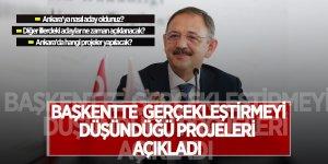 AK Partili Özhaseki'den proje açıklaması! '15 katlı binaya asla izin yok'