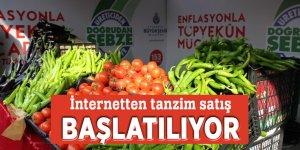 Bakan Turhan açıkladı! İnternetten tanzim satış başlatılıyor