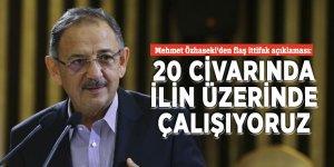 Mehmet Özhaseki'den flaş ittifak açıklaması: 20 civarında ilin üzerinde çalışıyoruz