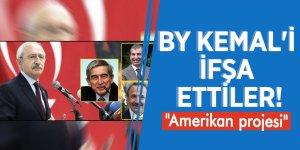"By Kemal'i ifşa ettiler! ""Amerikan projesi"""