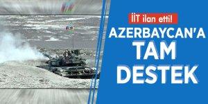 İİT ilan etti! Azerbaycan'a tam destek