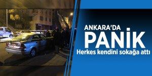 Ankara'da panik: Herkes kendini sokağa attı
