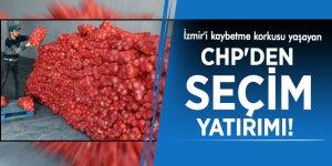 İzmir'i kaybetme korkusu yaşayan CHP'den seçim yatırımı!