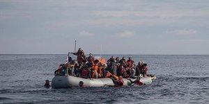 Göçmenleri taşıyan teknede ölü sayısı 39'a yükseldi