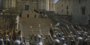 'Game Of Thrones' 6. sezona büyük heycan