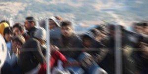 Yunanistan'a kaçmak isterken mahsur kaldılar!