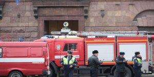 Rusya'da patlama! Yaralılar var
