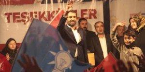 Elazığ Belediye Başkanı Şahin Şerifoğulları mazbatasını aldı