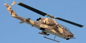 İran'da askeri helikopter düştü: 1 kişi öldü