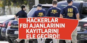Hackerlar FBI ajanlarının kayıtlarını ele geçirdi!