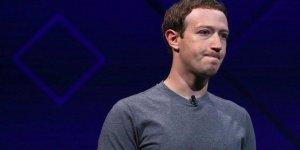 Facebook'tan Mark Zukerberg'e kötü haber!