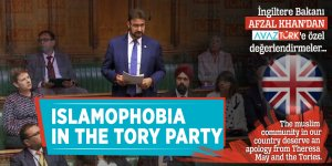 ISLAMOPHOBIA IN THE TORY PARTY   (By Mr Afzal Khan Immigration Shadow Minister UK)