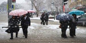 Hızla soğuyacak! Yağmur, soğuk, sulu kar…