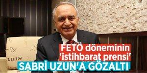 FETÖ döneminin 'istihbarat prensi' Sabri Uzun'a gözaltı