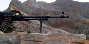 Çukurca'da PKK'lı teröristlerden taciz ateşi: 2 askerimiz yaralı