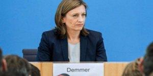 Almanya'dan 'İran'a yaptırım' açıklaması