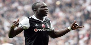 Süper Lig'de Aboubakar bombası