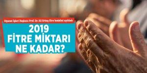 Ramazan'da verilecek fitre bedeli ne kadar olacak?