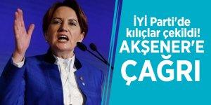 İYİ Parti'de kılıçlar çekildi! Akşener'e çağrı