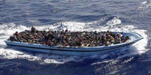 83 yolcunun bulunduğu tekne battı! 31 kişi kayıp