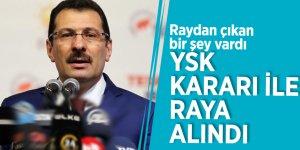 AK Parti'den İstanbul açıklaması: Raydan çıkan bir şey vardı...