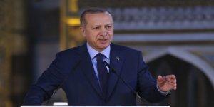 """Başkan Erdoğan duyurdu:""""Adayımız belli, Binali Yıldırım"""""""
