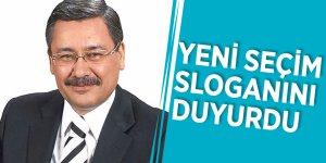 """Melih Gökçek'ten yeniden seçim kararına """"yeni seçim"""" sloganı"""