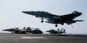 Yunan uçakları Makedonya'da devriye'de!