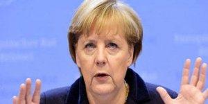Merkel'in Kilis'teki açılışa katılmayacağı açıklandı