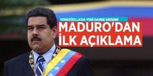 Maduro'dan yeni darbe girişimine ilişkin açıklama
