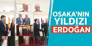 Osaka'nın yıldızı Erdoğan