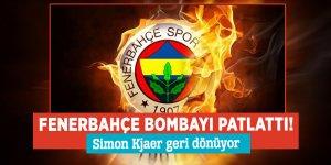 Fenerbahçe bombayı patlattı! Simon Kjaer geri dönüyor