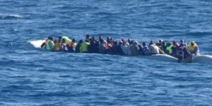 Çanakkale'de 93 düzensiz göçmen yakalandı