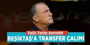 Fatih Terim devrede! Beşiktaş'a transfer çalımı