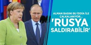 Alman basını bu iddia ile çalkalanıyor... 'Rusya saldırabilir'