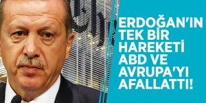 New York Times: Erdoğan'ın tek bir hareketi ABD ve Avrupa'yı afallattı!