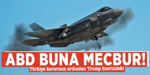 ABD buna mecbur! 'F-35'leri Türkiye'ye vermek zorundalar'