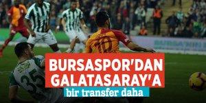 Bursaspor'dan G.Saray'a bir transfer daha