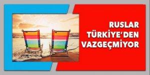 Ruslar Türkiye'den vazgeçmiyor!