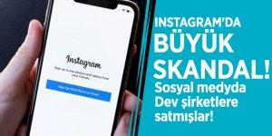 Sosyal medyda Dev şirketlere satmışlar! Instagram'da büyük skandal!