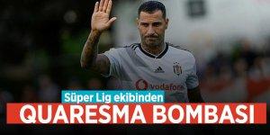 Süper Lig ekibinden Quaresma bombası